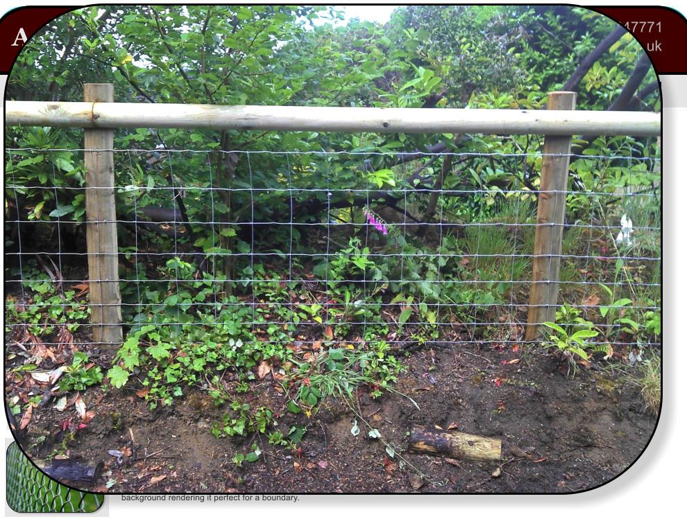 Liphook Agricultural Fencing