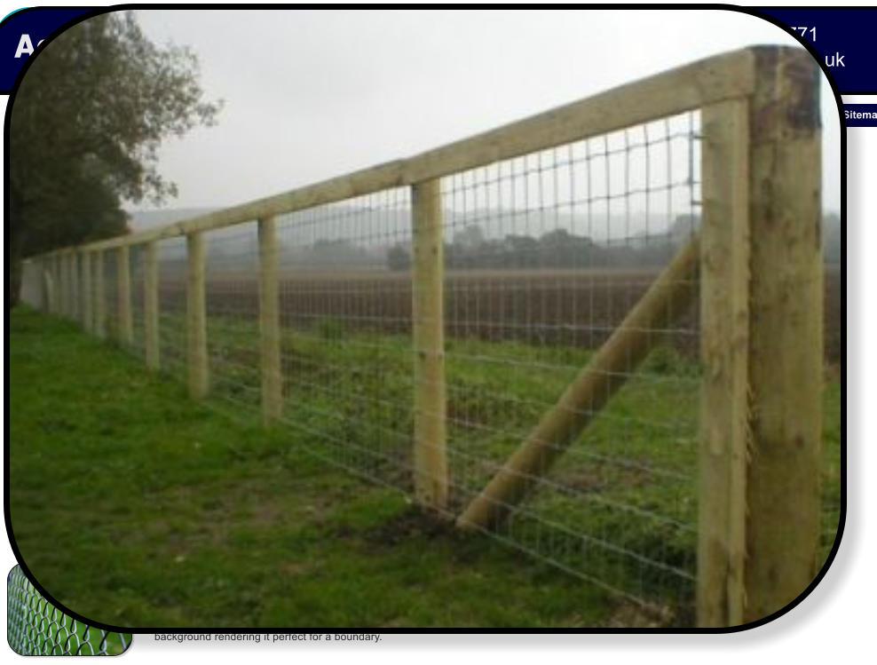 Haslemere Agricultural Fencing